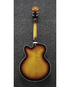 Ibanez AF Artcore Expressionist Antique Yellow Sunburst AF95FM AYS Hollow Body Electric Guitar