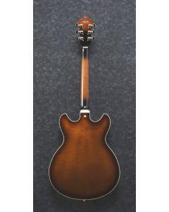 Ibanez AS Artcore Expressionist AS93FM VLS Violin Sunburst Hollow Body Electric Guitar
