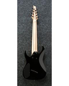 Ibanez RG RGMS8 BK Multi Scale 8 String Black Electric Guitar