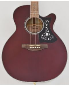 Takamine GN75CE NEX Acoustic Electric Guitar Wine Red B Stock