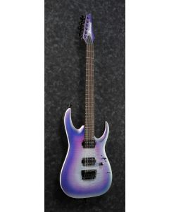 Ibanez RGA61AL IAF RGA Axion Label 6 String Indigo Aurora Burst Flat Electric Guitar