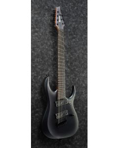 Ibanez RGD71ALMS BAM RGD Axion Label Multi Scale 7 String Black Aurora Burst Matte Electric Guitar