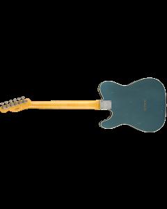 Fender Custom Shop 1959 Journeyman Relic Esquire Custom  Faded Lake Placid Blue Electric Guitar