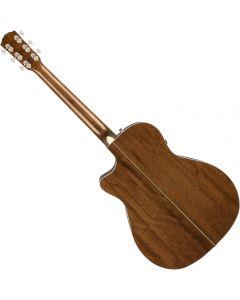 Fender PM-4CE Auditorium Limited Acoustic Guitar Vintage Sunburst