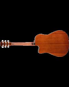 Fender CD-140SCE All-Mahogany  Natural Acoustic Guitar