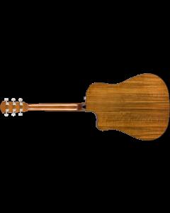 Fender CD-140SCE  Sunburst Acoustic Guitar