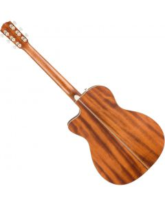 Fender PM-3 Triple-0 All-Mahogany Acoustic Guitar Natural