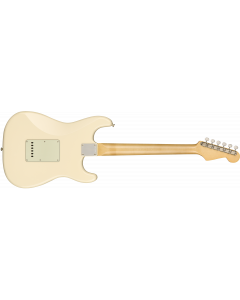 Fender American Original '60s Stratocaster Left-Hand  Olympic White Electric Guitar