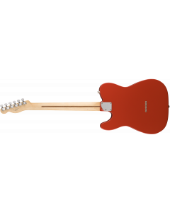 Fender Deluxe Nashville Tele  Fiesta Red Electric Guitar