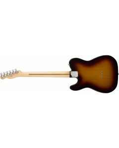 Fender Deluxe Tele Thinline  3-Color Sunburst Electric Guitar