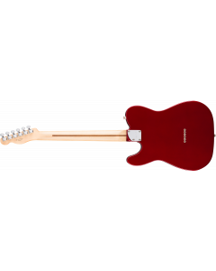 Fender Deluxe Tele Thinline  Candy Apple Red Electric Guitar