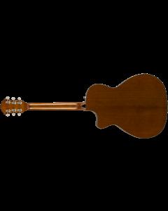 Fender FA-345CE Auditorium  3-Tone Tea Burst Acoustic Guitar