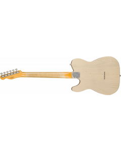 Fender Custom Shop 2018 Postmodern Telecaster - Maple Fingerboard - Journeyman Relic  Dirty White Blonde Electric Guitar