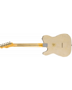 Fender Custom Shop 1954 Relic Telecaster  Aged White Blonde Electric Guitar