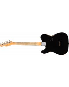 Fender Custom Shop 1961 Relic Telecaster  Aged Black Electric Guitar