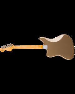 Fender Custom Shop 1963 Journeyman Relic Jaguar  Aged Shoreline Gold Electric Guitar