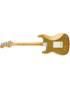 Fender Custom Shop Jimmie Vaughan Stratocaster  Aged Aztec Gold Electric Guitar