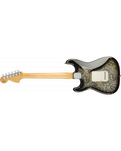 Fender Custom Shop Limited Edition '68 Paisley Strat Relic  Black Paisley Electric Guitar