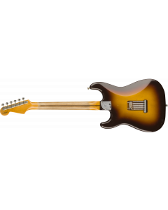 Fender Custom Shop Postmodern Stratocaster Journeyman Relic Maple  Wide-Fade Chocolate 2-Color Sunburst Electric Guitar