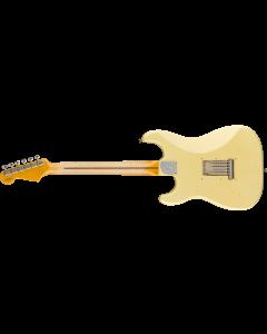 Fender Custom Shop Postmodern Stratocaster Journeyman Relic Maple  Aged Vintage White Electric Guitar