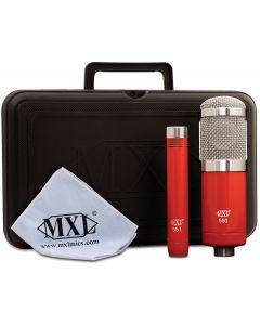 MXL 550/551R Microphone Ensemble