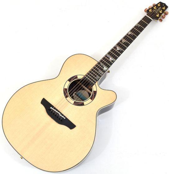 Takamine TSF48C Sante Fe NEX Legacy Series Acoustic Guitar in Gloss Natural Finish TAKTSF48C