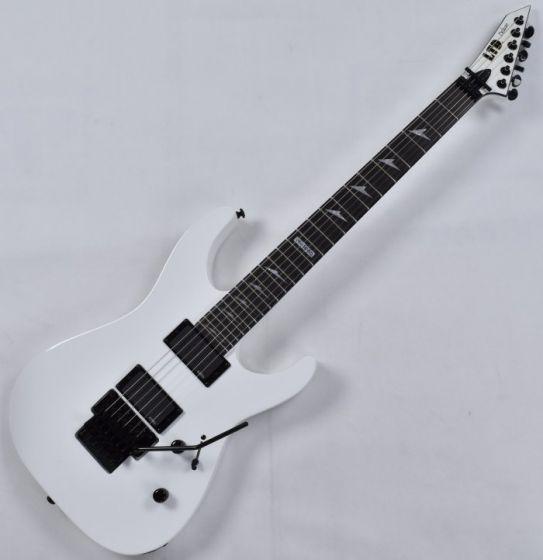 ESP LTD Deluxe M-1000E Electric Guitar in Snow White B-Stock LM1000ESW.B