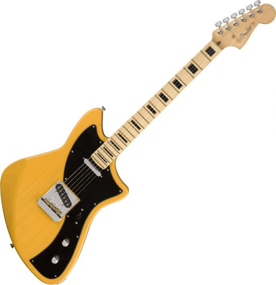 Fender  2018 Limited Edition Meteora Electric Guitar in Butterscotch Blonde 0176082750