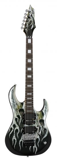 Dean Michael Batio MAB1 Armored Flame w/case Electric Guitar MAB1 sku number MAB1