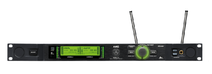 AKG DSR800 Reference Digitial Wireless Stationary Receiver 3380H00100