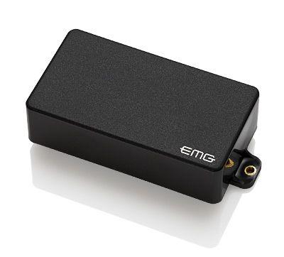 EMG 81 Black Active Electric Guitar Pickup 31