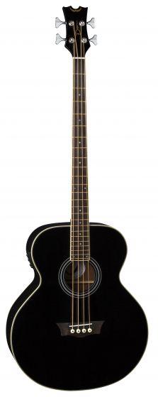Dean Acoustic Electric Bass Fretless CBK EAB FL CBK EAB FL CBK
