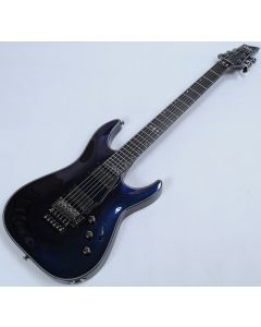Schecter Hellraiser Hybrid C-1 FR Electric Guitar in Ultra Violet Finish