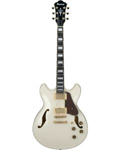 Ibanez AS Artcore Ivory AS73G IV Hollow Body Electric Guitar