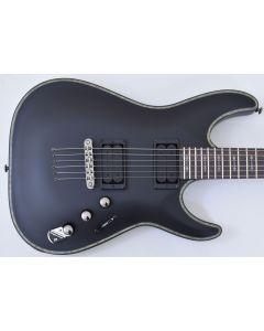 Schecter Hellraiser C-1 P Electric Guitar Satin Black Prototype