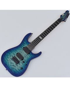 ESP USA M-7 HT Electric Guitar in Violet Shadow