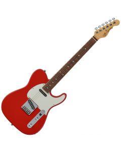 G&L ASAT Classic USA Fullerton Deluxe in Fullerton Red