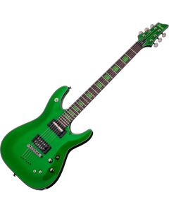 Schecter Signature Kenny Hickey Electric Guitar in Steele Green Finish