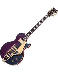 Schetcer Mark Thwaite Solo-II Electric Guitar in Ultra Violet Finish