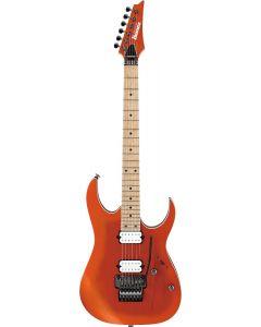 Ibanez RG Prestige RG652AHMS OMF Orange Metallic Burst Flat Electric Guitar w/Case