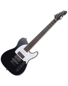 ESP Stephen Carpenter Signature STEF-T7B Baritone 7 String Electric Guitar Black