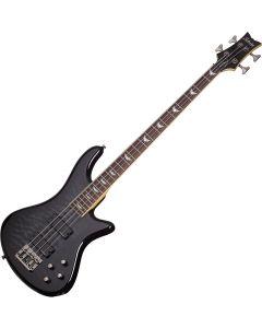 Schecter Stiletto Extreme-4 Electric Bass Black Cherry