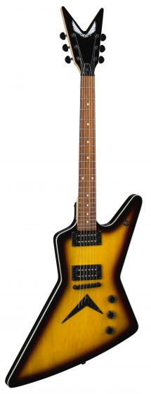Dean ZX Trans Brazilia Electric Guitar ZX TBZ ZX TBZ
