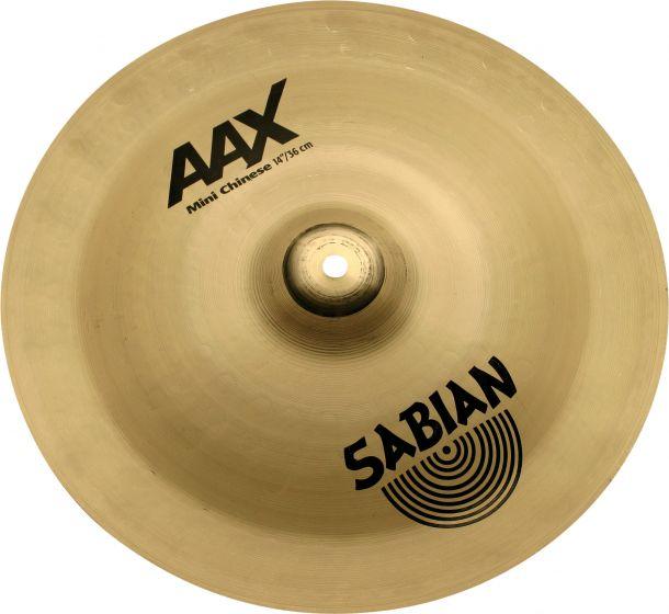 """Sabian 14"""" AAX Mini Chinese 21416X"""