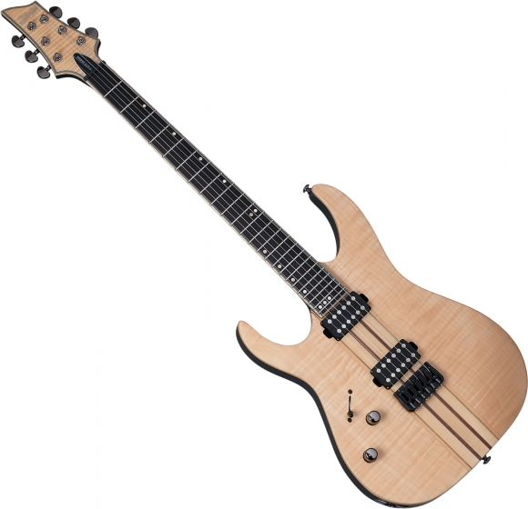 Schecter Banshee Elite-6 Left-Handed Electric Guitar Gloss Natural SCHECTER1255