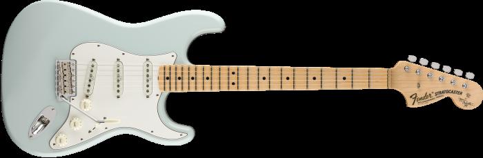 Fender Custom Shop Yngwie Malmsteen Signature Stratocaster  Sonic Blue Electric Guitar 9235000895