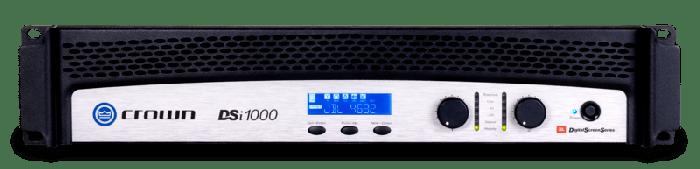 Crown Audio DSi 1000 Two-Channel 475W Power Amplifier DSi1000