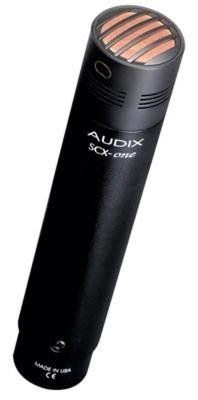 Audix SCX1-HC Studio Condenser Hypercardioid Microphone 55171