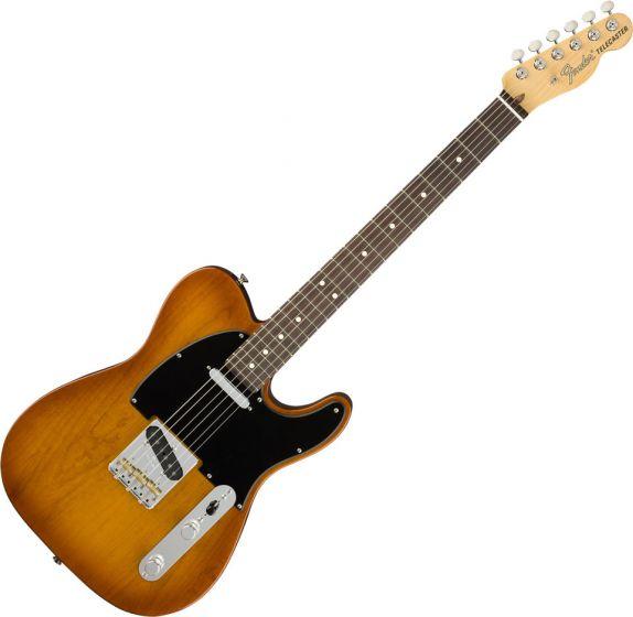 Fender American Performer Telecaster Electric Guitar Honey Burst 0115110342