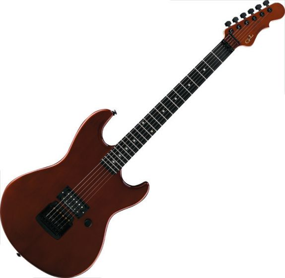 G&L USA Made Custom Jerry Cantrell Rampage Signature Guitar in Whiskey sku number 101170